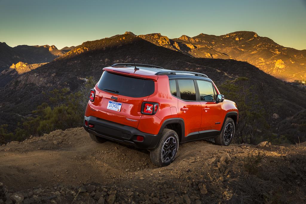 8. Jeep Renegade