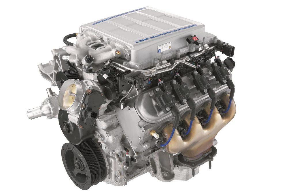 LS9 Chevrolet Crate Motors