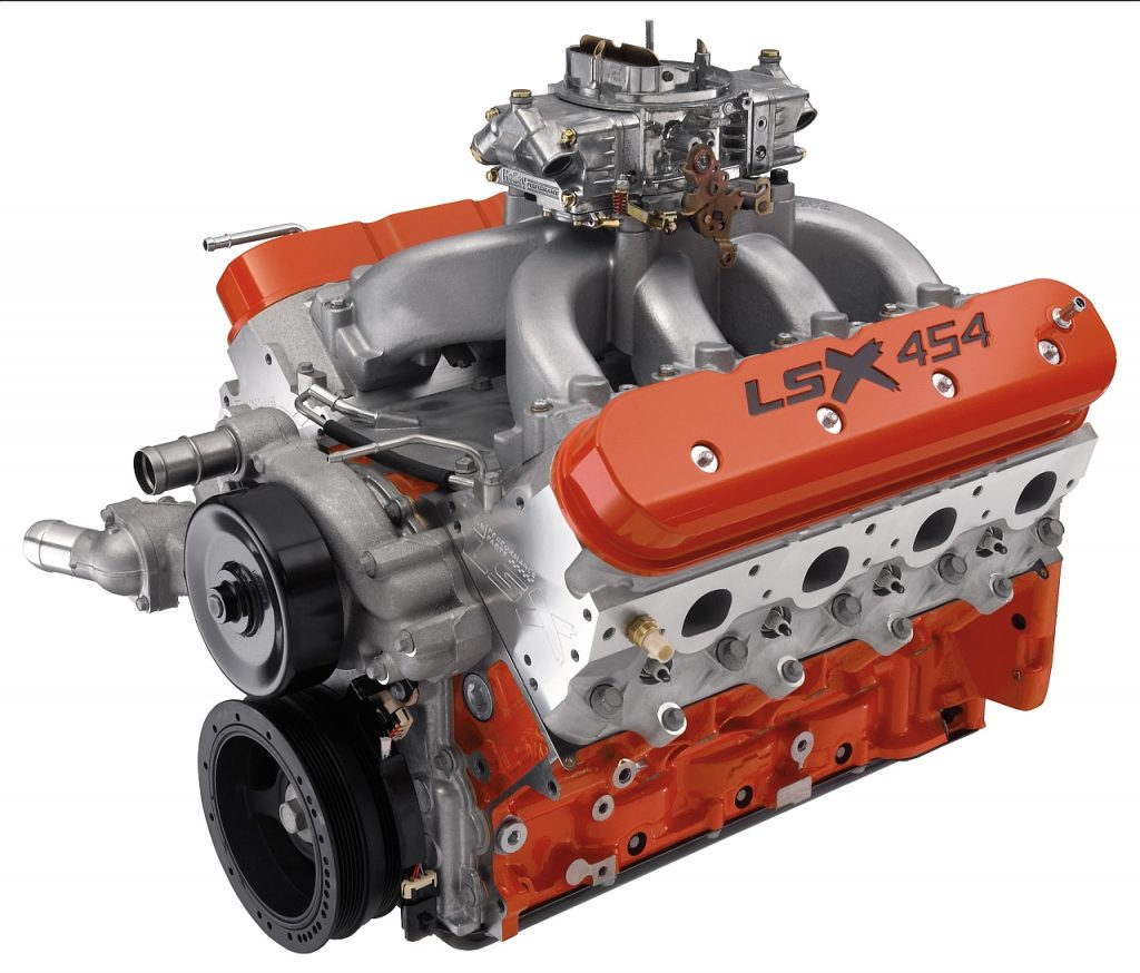 LSX 454 Crate Engine