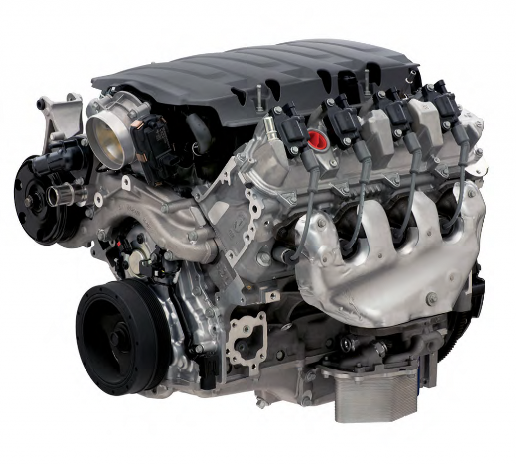 LT376/535 Chevrolet Crate Engines