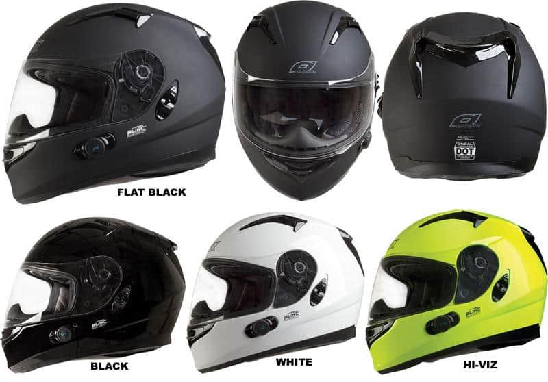 Best Bluetooth Motorcycle Helmet Reviews