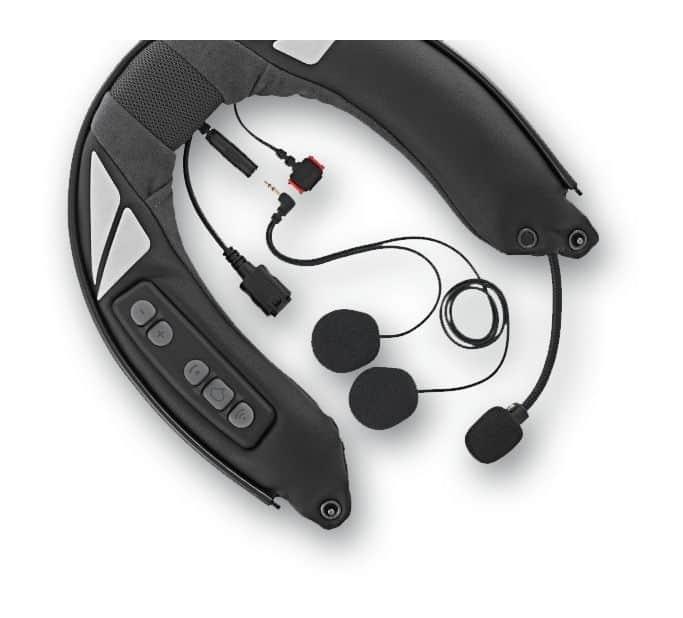 Schuberth C3 Pro Bluetooth Motorcycle Helmet System