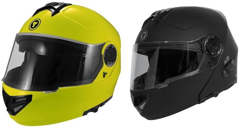 Best Bluetooth Modular Motorcycle Helmet 2