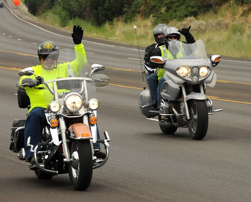 Integrated Bluetooth Motorcycle Helmet