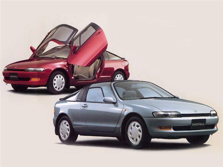JDM Cars - Toyota Sera