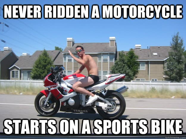 Best Used Motorcycles For Beginners 1