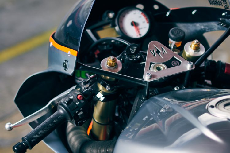 Yamaha Custom - R6 7