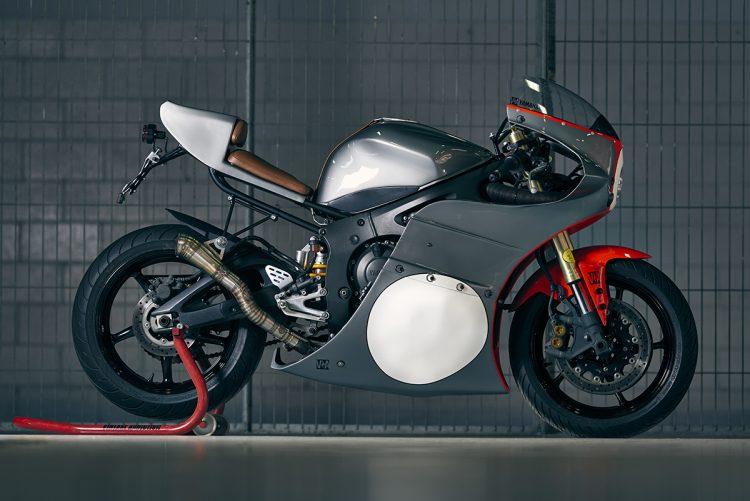 Yamaha R6 Custom 9