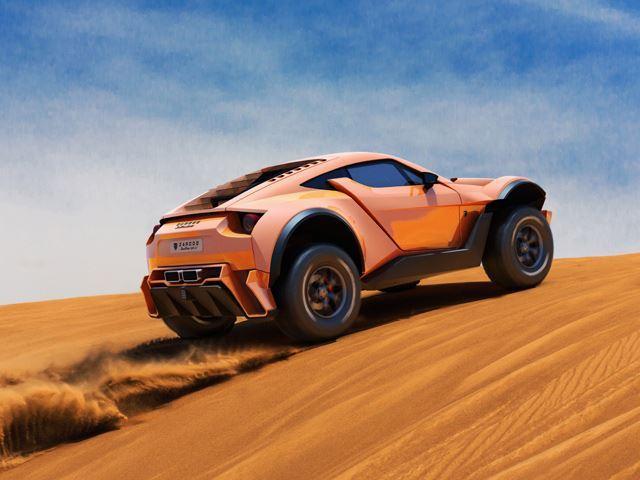Zarooq SandRacer 500GT Off-Road Supercar 2