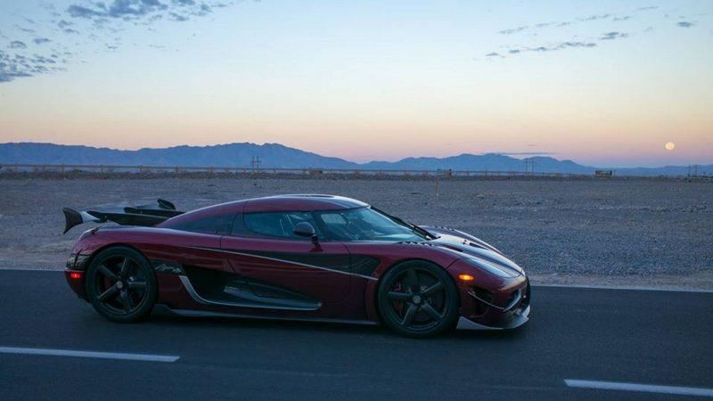 Most Fastest Car In The World - Koenigsegg Agera