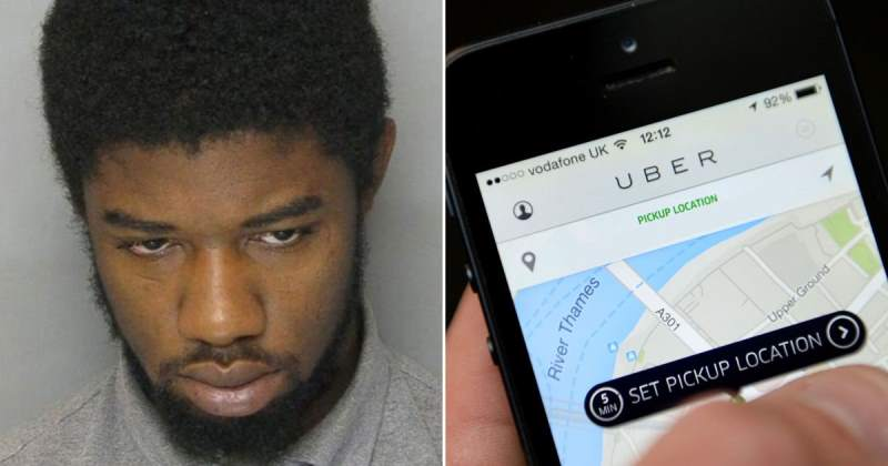 Uber Car Robbery