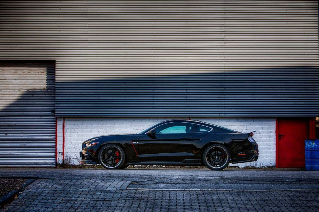 Ford GME Mustang