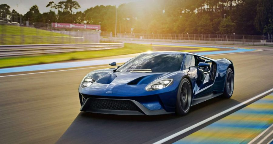 Really Awesome Cars Made In America - Ford GT
