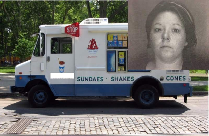 Evading The Law In An Ice Cream Truck