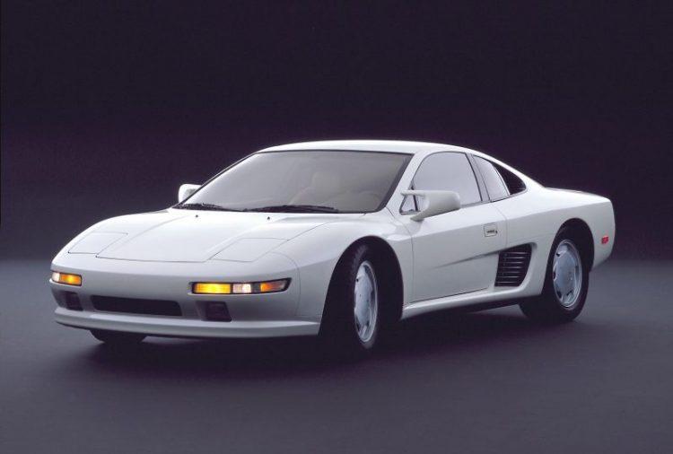 JDM Cars - Nissan MID4 II