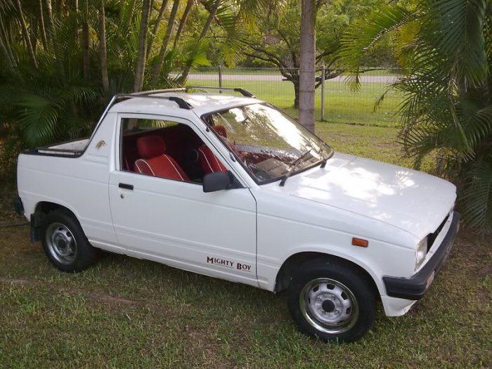 JDM Cars - Suzuki Mighty Boy