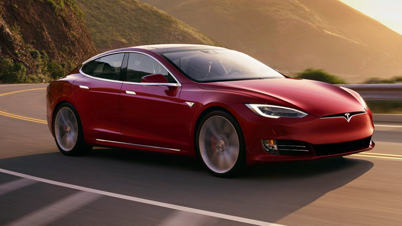 Really Awesome Cars Made In America - Tesla Model S