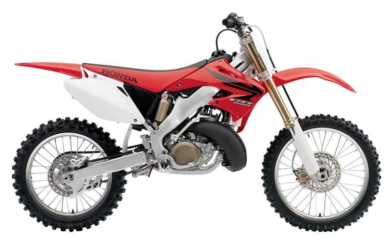 Best 2-Stroke Dirt Bikes - Honda CR250R
