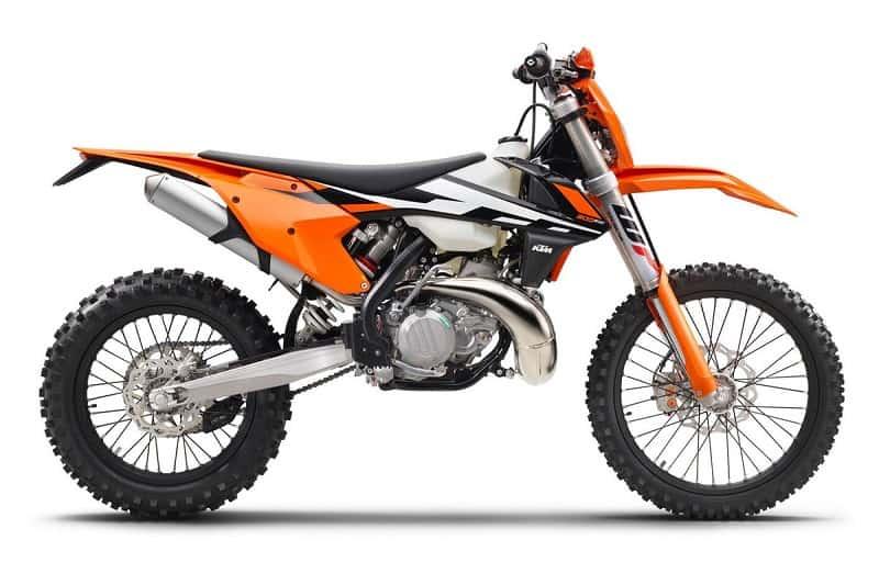 Best 2-Stroke Dirt Bikes - KTM 300 EXC