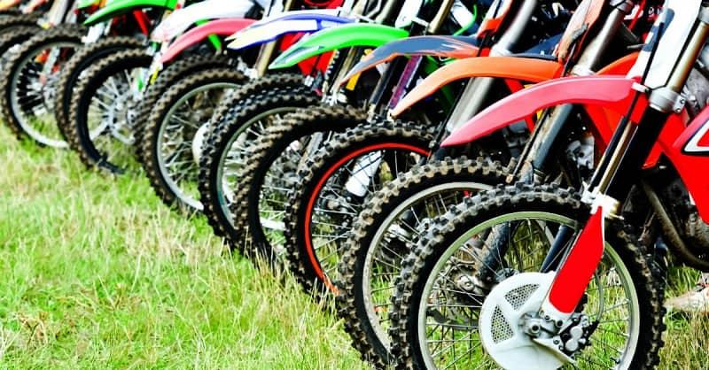 Best 2-Stroke Dirt Bikes - Line Up