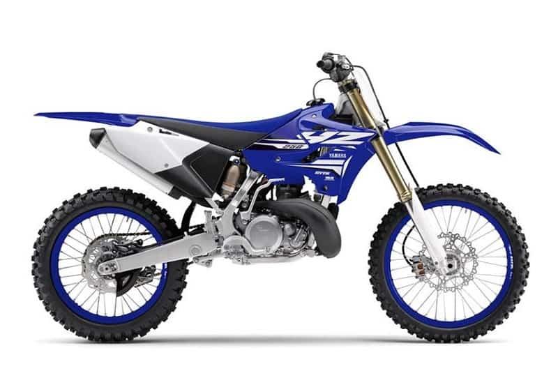 Best 2-Stroke Dirt Bikes - Yamaha YZ250