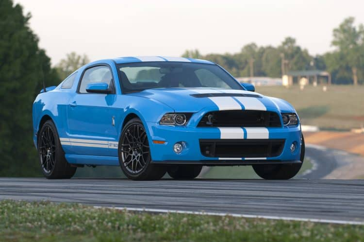 Most Powerful American Muscle Car - Ford Mustang Shelby GT500