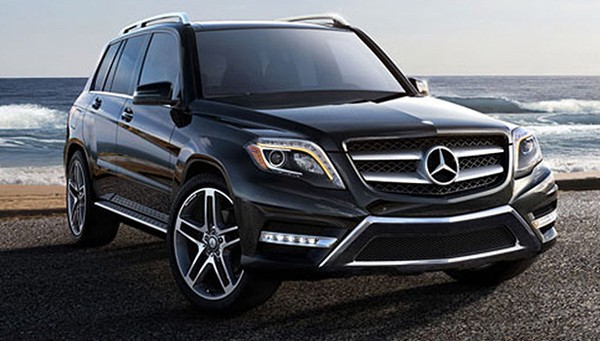 Mercedes-Benz GLK Most reliable SUV