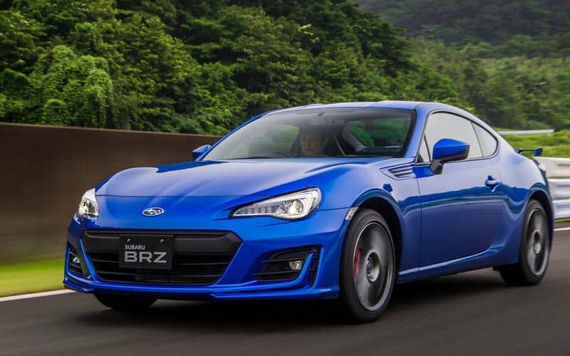 One of the fastest cars under 30K is the Subaru BRZ.