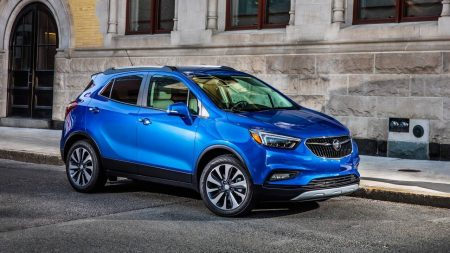 Buick Encore Most Reliable SUV
