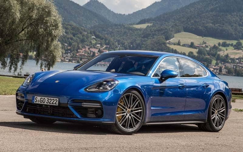 2018 Porsche Panamera Turbo S