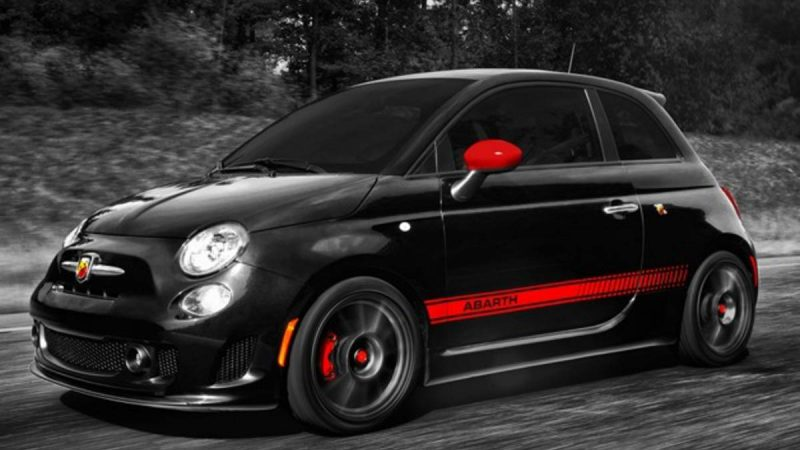 Cool Cars And Trucks That Will Always Be Stylish - Fiat 500 Abarth