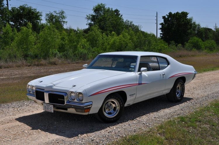 Obscure Pontiac Models - 1970-1971 GT-37