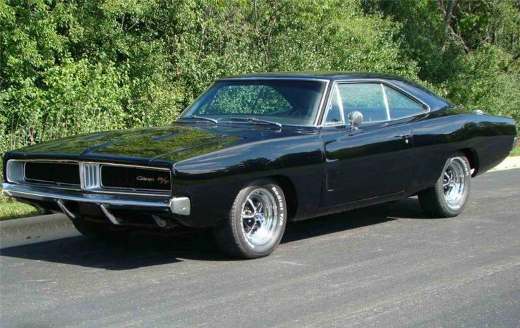 Most Popular Muscle Cars With Issues - 1968-1970 Dodge Charger