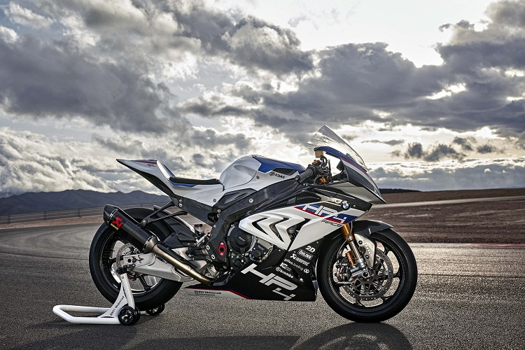 BMW HP4 Price 1