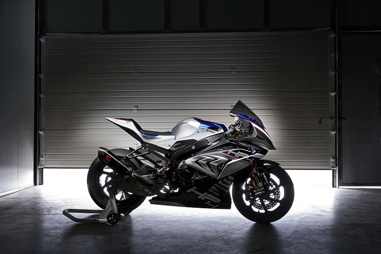 BMW HP4 Price 7