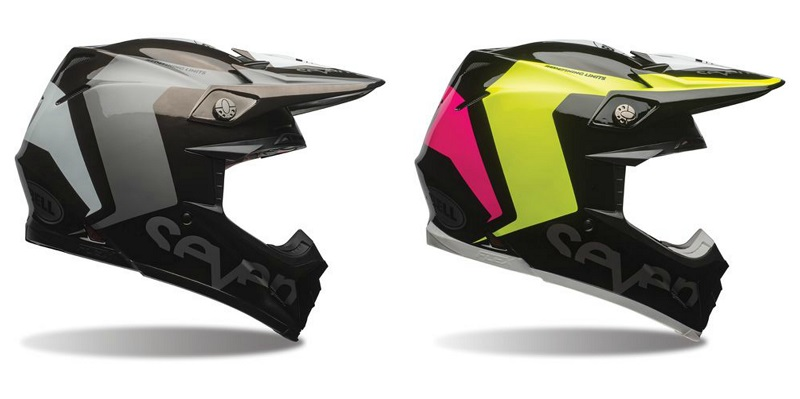 Bell Helmets - Moto-9 Flex Seven