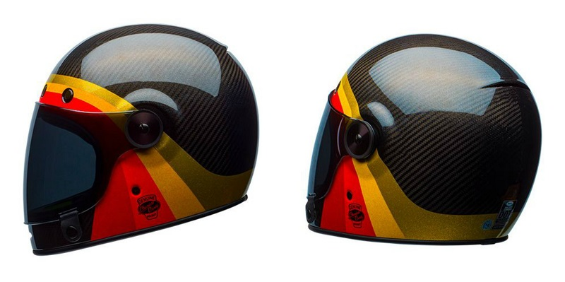Bell Helmets - Bullitt Carbon Chemical Candy