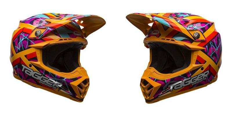 Bell Helmets - Bell Moto-9 Tagger