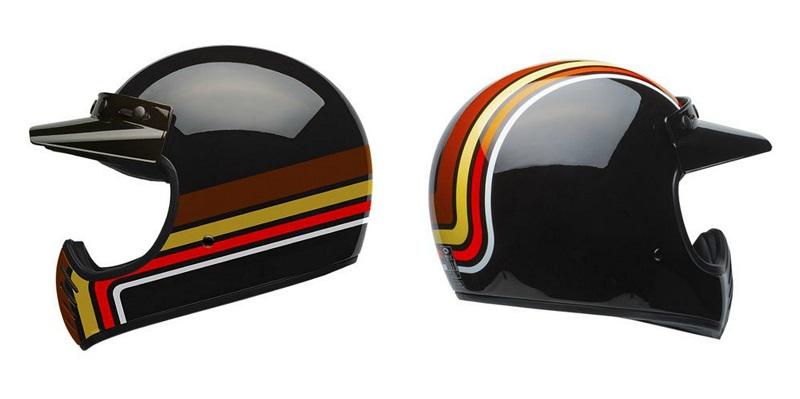 Bell Helmets - Bell Moto3 Stripes