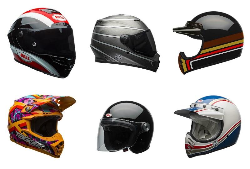 Bell Helmets Cover Image