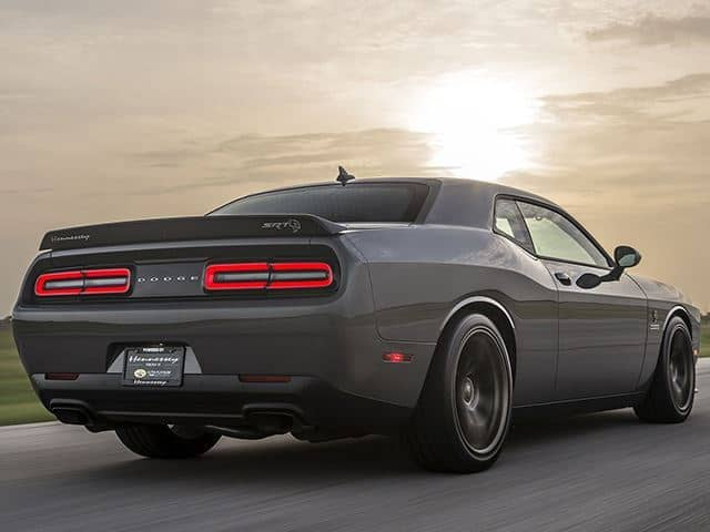 1000HP Challenger by Hennessey Performance 5