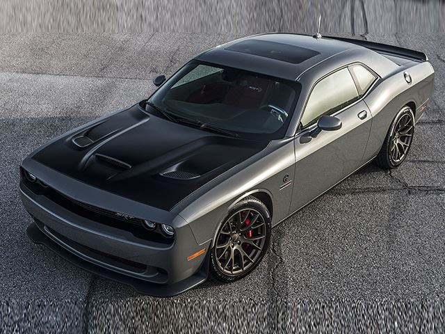 1000HP Challenger by Hennessey Performance 4