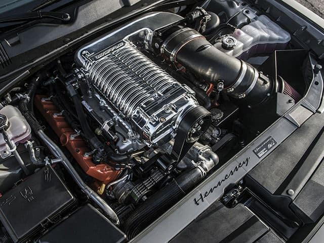 1000HP Challenger by Hennessey Performance 2