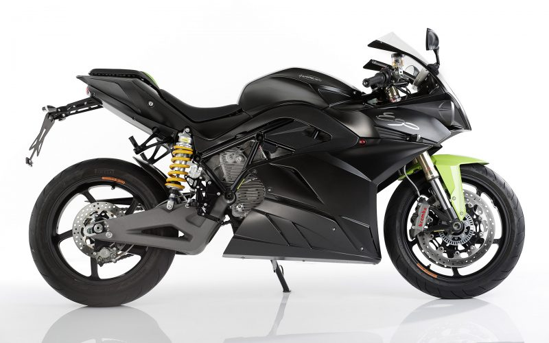 Energica Motorcycle 3