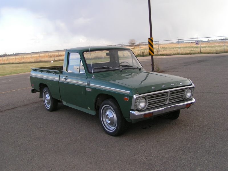 Forgotten Ford Cars - 1972-1982 Courier