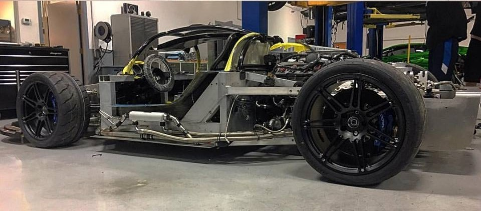 Lamborghini Go-Kart 3