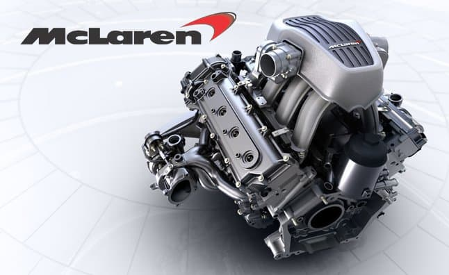 What Is The Best V8 Engine - McLaren 4.0L M840T Twin-Turbo V8