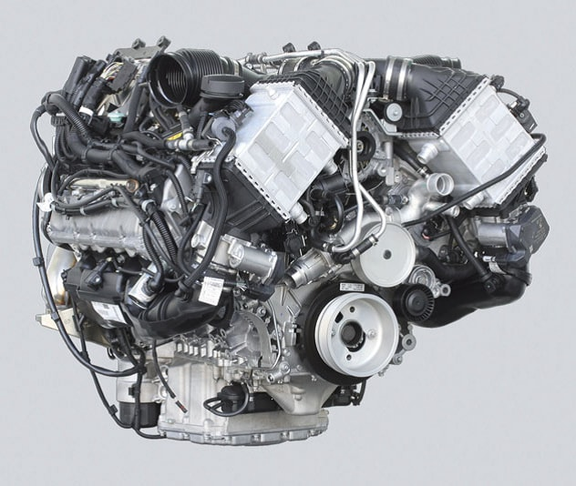 What Is The Best V8 Engine - BMW 4.4L S6344TU Twin-Turbo V8