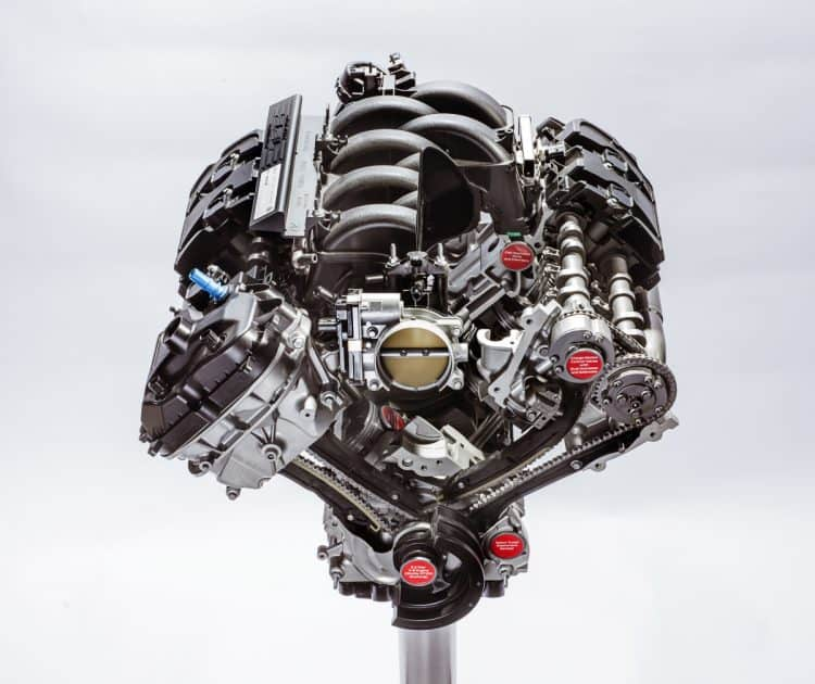 What Is The Best V8 Engine - Ford 5.2L Voodoo V8