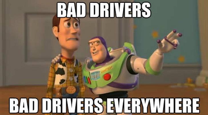 Worst Motorists USA 3